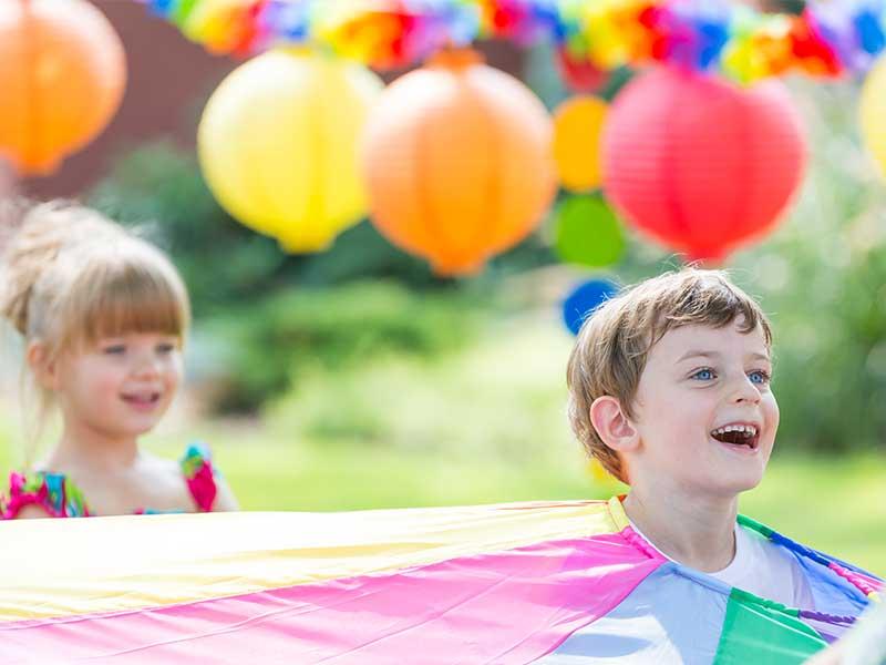 Organizzazione eventi Roma - Feste bambini