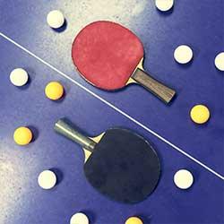 Noleggio tavoli Ping Pong per feste ed eventy a Roma