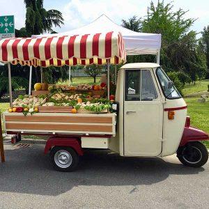 Ape street food Roma 1