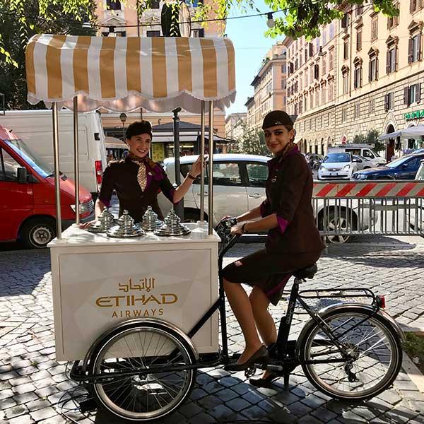 Carretto gelati deluxe Roma 3