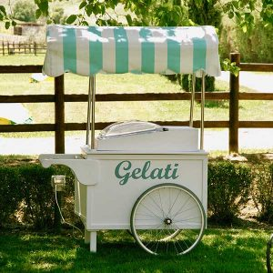 Carretto gelati roma