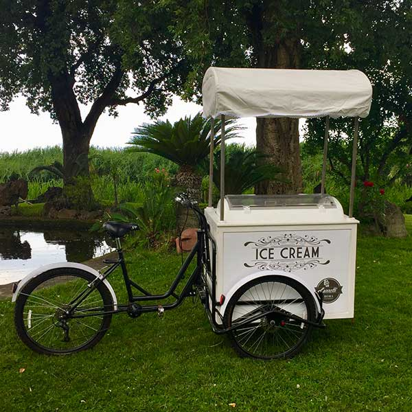 Carretto gelati wedding Roma 3