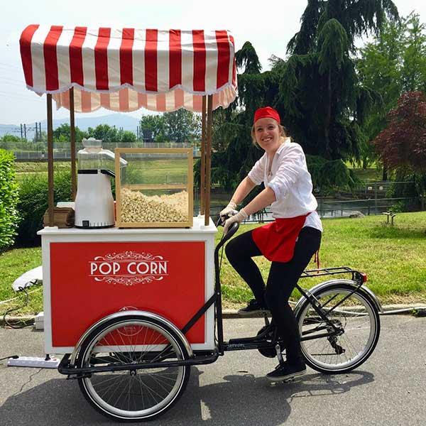 Carretto pop corn Roma 4