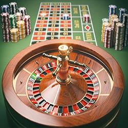 Noleggio tavolo roulette