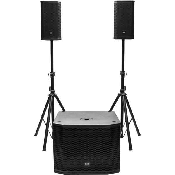 Noleggio Impianto Audio Roma