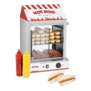 Noleggio macchina hot dog a Roma