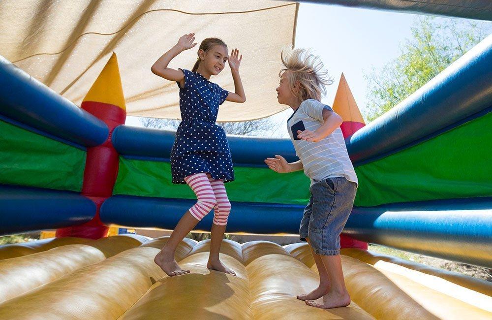 Feste bambini roma